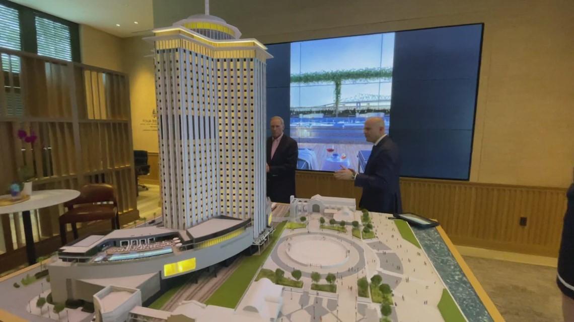 New Orleans World Trade Center returning as Four Seasons Hotel