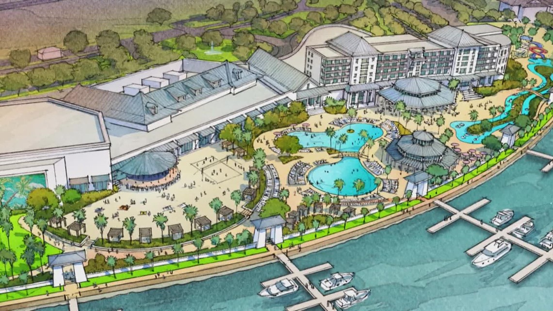 Study being done on proposed Northshore casino