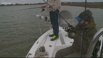 Fish and Game: Birthday fishing trip for a special outdoorsman