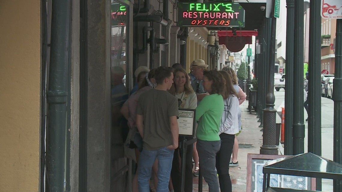 Fund aims to help New Orleans businesses impacted by pandemic
