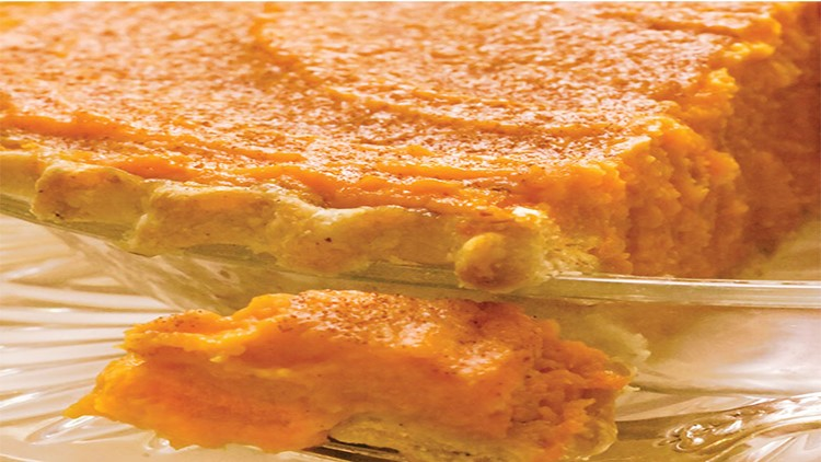 Leah Chase Pie