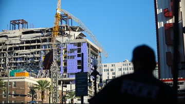 Disaster loans available for businesses affected by Hard Rock hotel collapse
