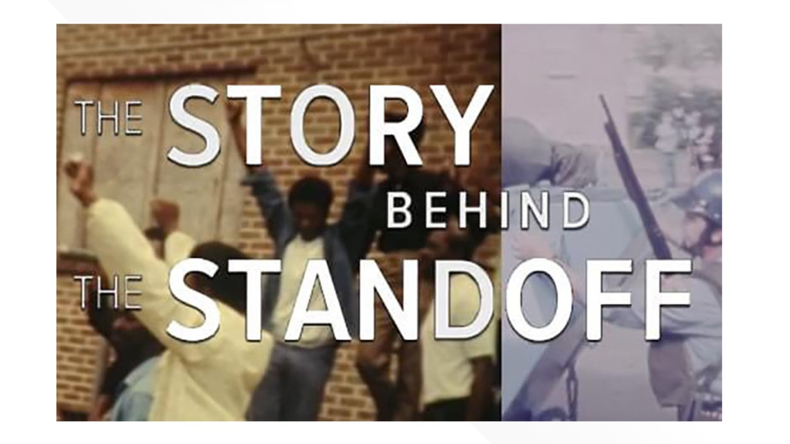 The Story Behind the Standoff