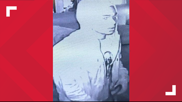 Police searching for burglar who stole puppy in Baton Rouge area break-in