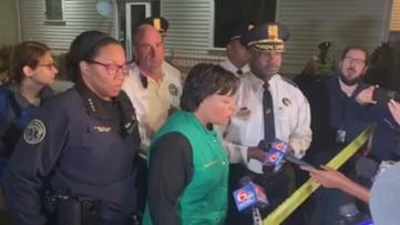 Mayor Cantrell, NOPD Chief on Nyx fatal crash