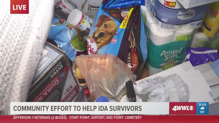 NOLA brewery helping those impacted by Ida