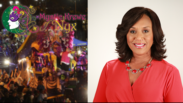 Nancy Parker was to have reigned as Nyx grand marshal; krewe captain calls her 'epitome of everything we believe in'