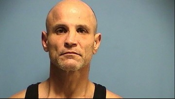 Man who accused former St. Tammany Sheriff of molestation arrested on drug charges