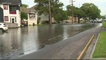 'A huge inconvenience;' As water drains Uptown, frustration remains