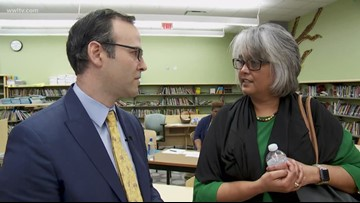 WWL-TV Exclusive: Records, sources say charter school falsified board minutes on bus contract
