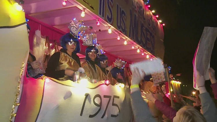 Krewes prepare for upcoming Carnival, encourage members get vaccinated