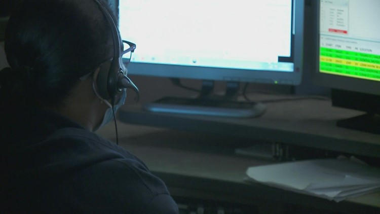New Orleans 911 callers getting recorded message asking them to hold