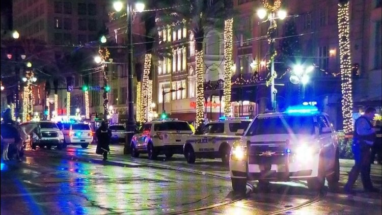 Canal Street shooting