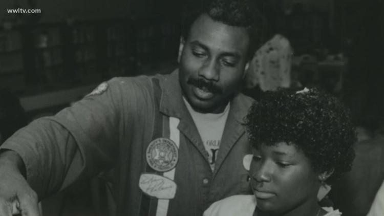 New Orleans activist Franklin Augustus victim in fatal plane crash with Nancy Parker