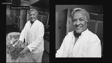 Leah Chase was an iconic figure in the civil rights movement