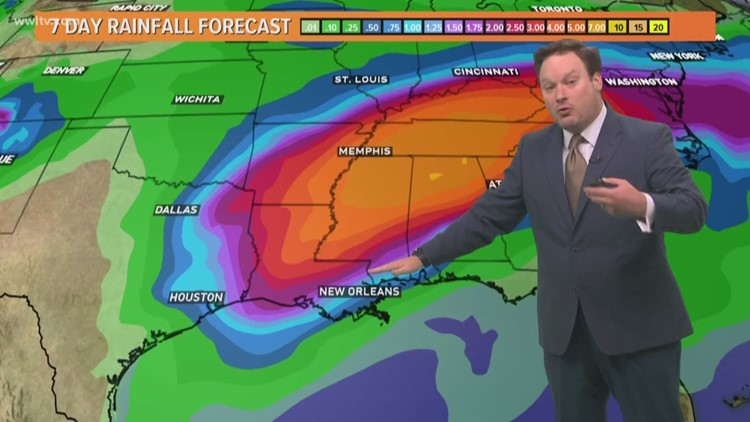 Local Weather Expert Forecast: Cold Front Coming, as well as Heavy Rain