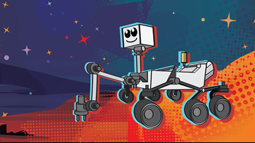 Grand Isle student named a finalist in NASA's Mars 2020 rover naming contest