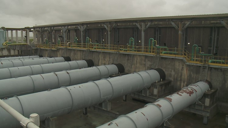 Jefferson Parish pumping station update