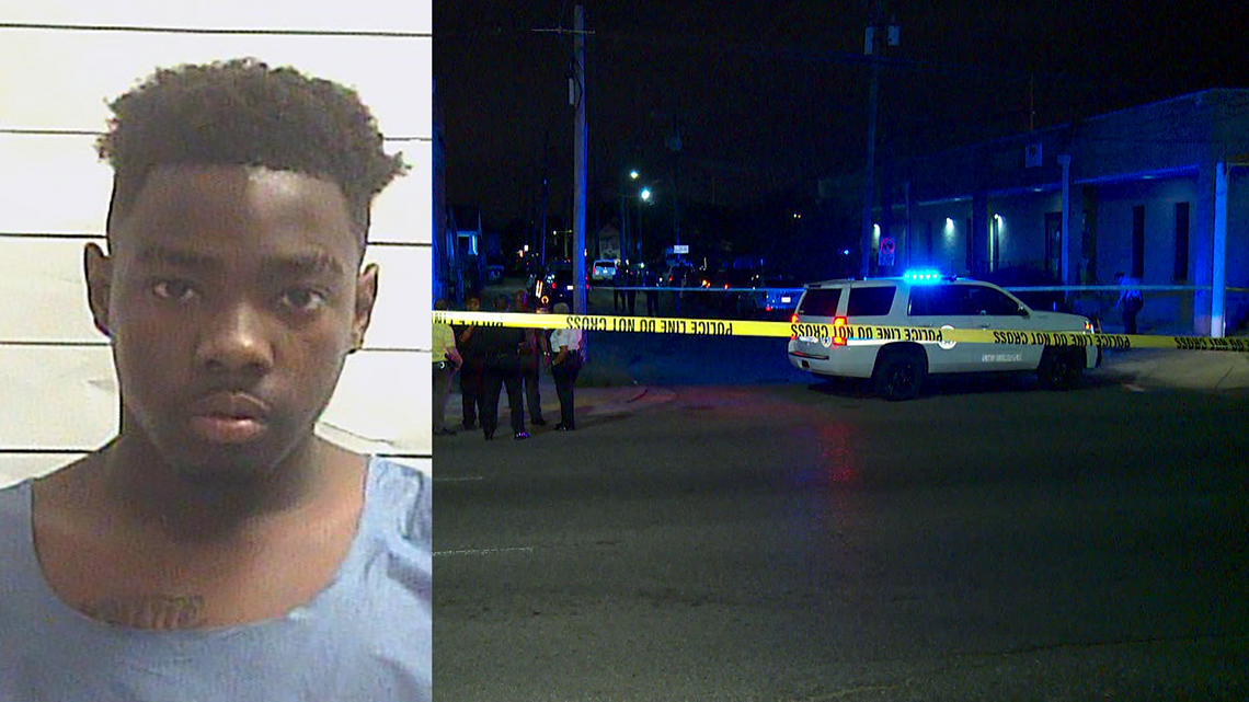 Teen kills woman trying to stop car break-in, New Orleans
