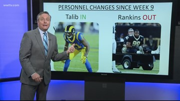Mouton: The Saints and Rams are the most even teams in the NFL