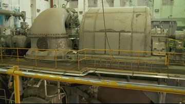 S&WB: Water used to cool steam turbines was put back into drinking well