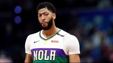 Anthony Davis trade to Lakers agreed upon, sources say