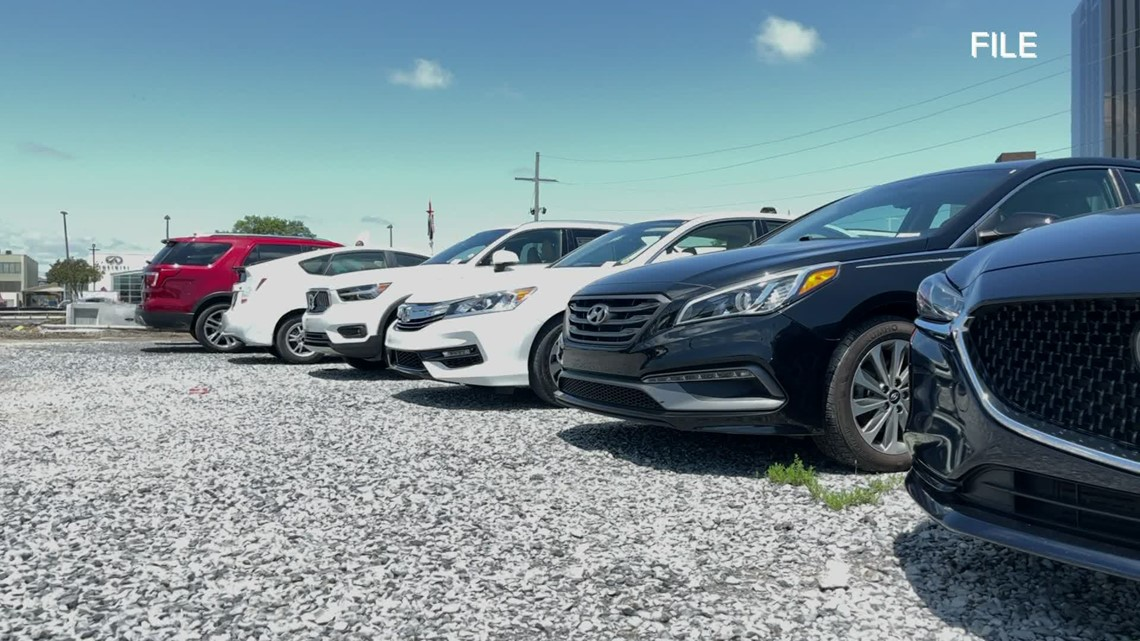 Car prices up 18% over last year, new survey finds
