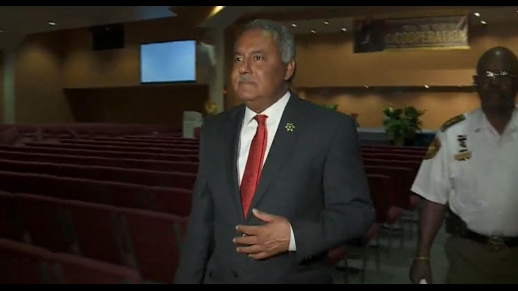 Sheriff Gusman did not join mayor in support for convicted felon Irvin Mayfield