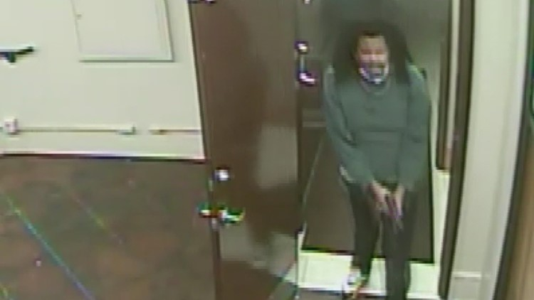 Video released from gun store shooting