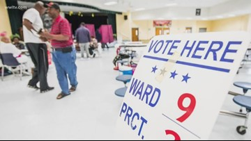 Clancy: Get ready to vote, Louisiana