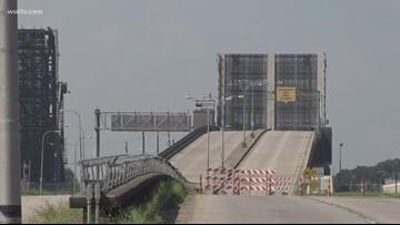 Seabrook Bridge now reopened, DOTD says