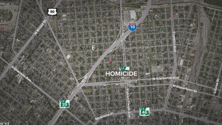 Shooting in 7th Ward left man dead Saturday