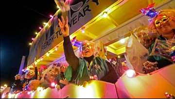 Muses celebrates 20th anniversary as a leading krewe in modern Carnival