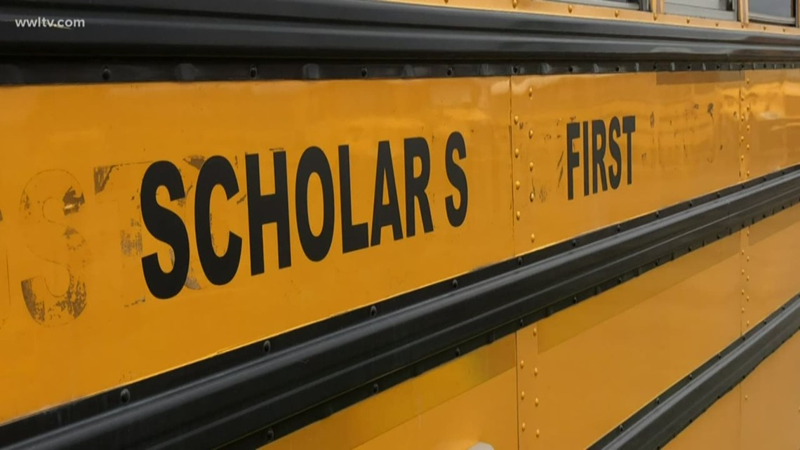 More N.O. schools dump bus company exposed by WWL-TV reports