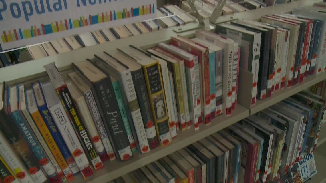 Library workers sue city over speech restrictions online