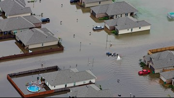 Louisiana wins federal approval to spend $1.2B in flood aid