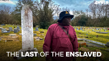Enslaved 50 years after slave trade outlawed. Their descendants want to save their town
