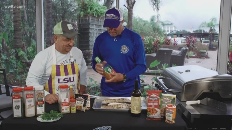 Fish and Game: Cooking redfish Cajun Vista style