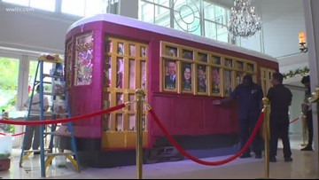 Chef Kevin Belton: The Ritz-Carlton's holiday streetcar