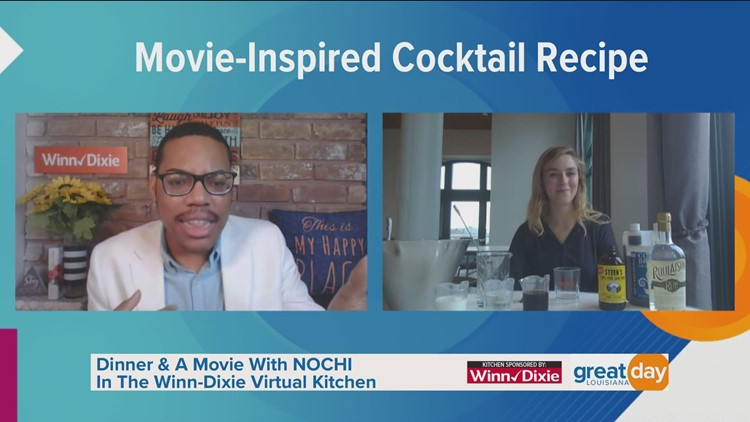 Rooftop Dinner & A Movie Series with NOCHI Part 1