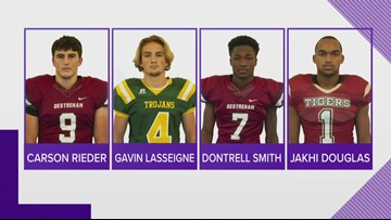 District 7-5A: All Offense