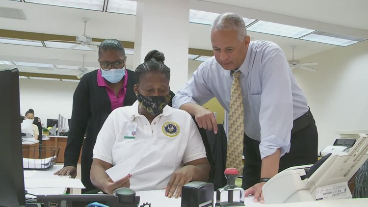 Woman who lost her job, home during pandemic is back on her feet after WWLTV report