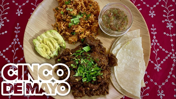 Recipe: Chef Kevin's Carne Guisada and Mexican Rice