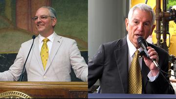 Edwards will face Rispone in Louisiana's governor race runoff