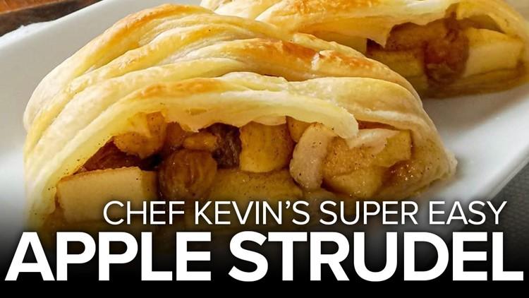 Recipe: Chef Kevin's Super Easy Apple Strudel