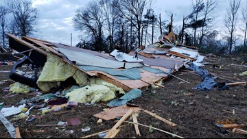 3 killed by storm in northern Louisiana