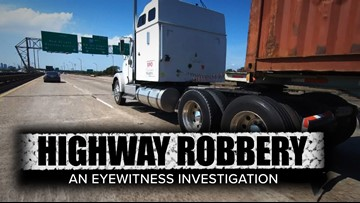 He owns race horses, she was a stuntwoman. So how do they fit into the federal probe into 18-wheeler accident fraud in New Orleans?