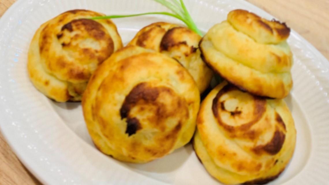 Chef Lena Richard's potato puffs recipe