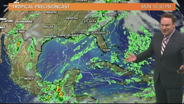 Weather Expert Forecast: Drier weather and less humid air on the way