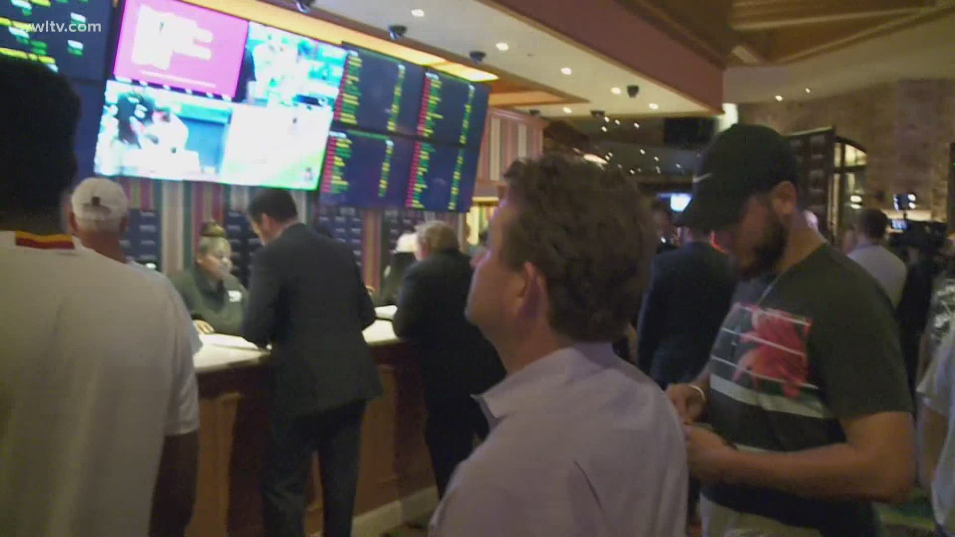 how long will it be before betting on sports